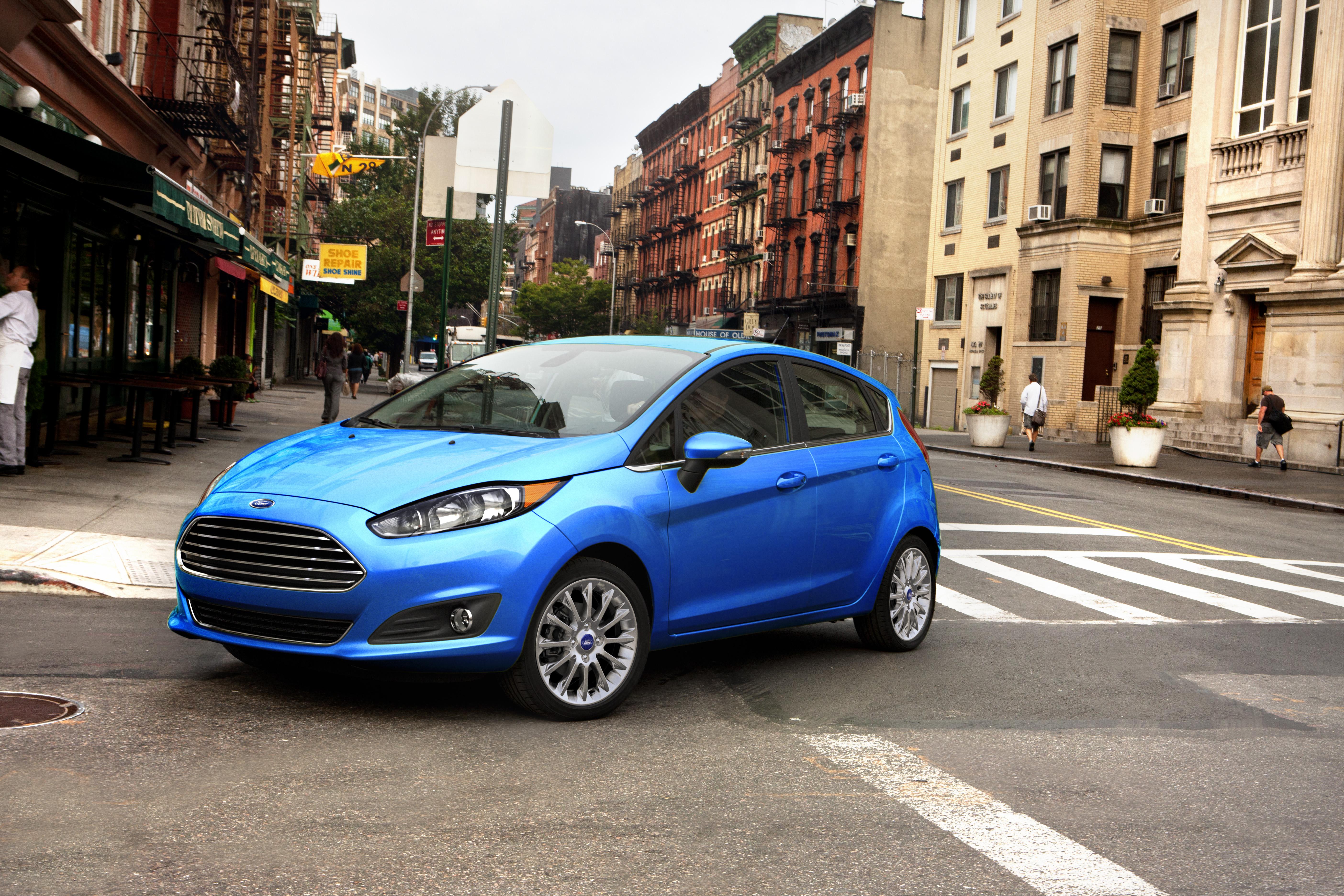 2017 Ford Fiesta