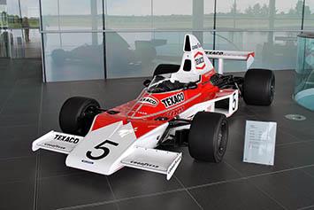 1974 McLaren-Ford M23