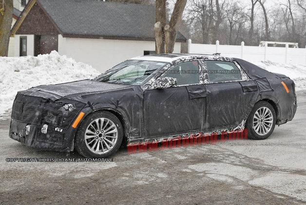 2016 Cadillac LTS