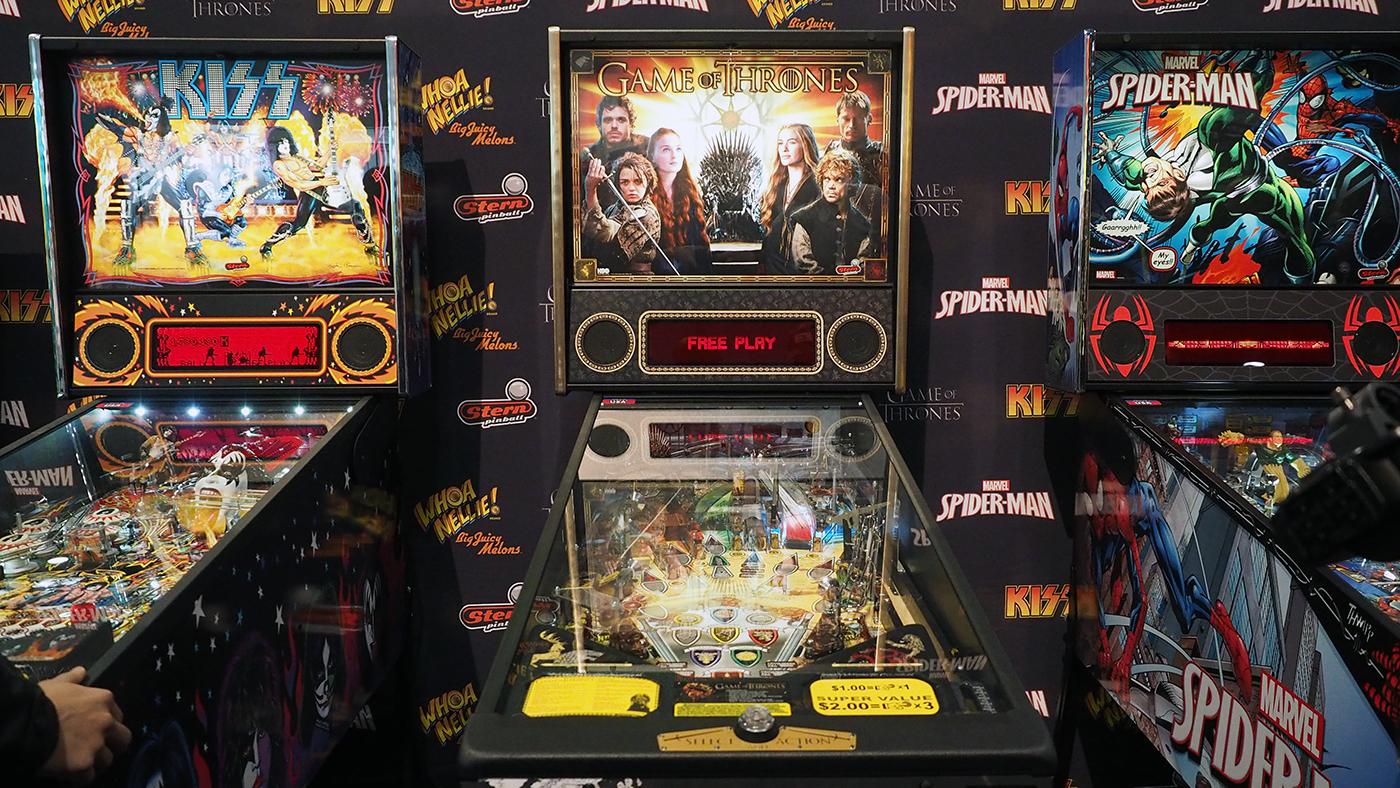 fallout 4 arcade machine