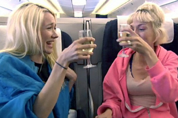 x factor contestants flew economy class not first