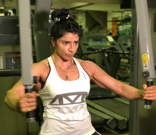 Cette bodybuildeuse qui lutte contre le patriarcat dans l'Haryana veut entrer dans l'histoire de