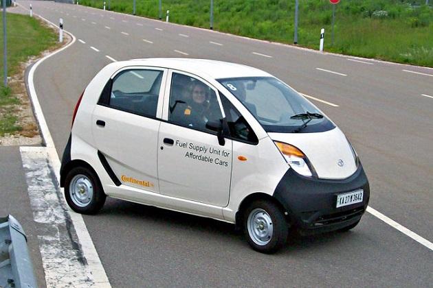 世界で最も低価格な新車、タタ「ナノ」が存亡の危機に