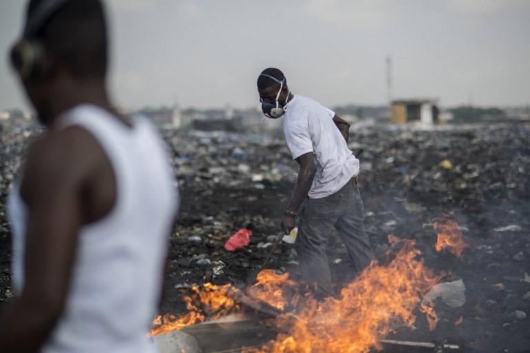 El proyecto social que lleva la basura de los vertederos a los grandes hoteles de