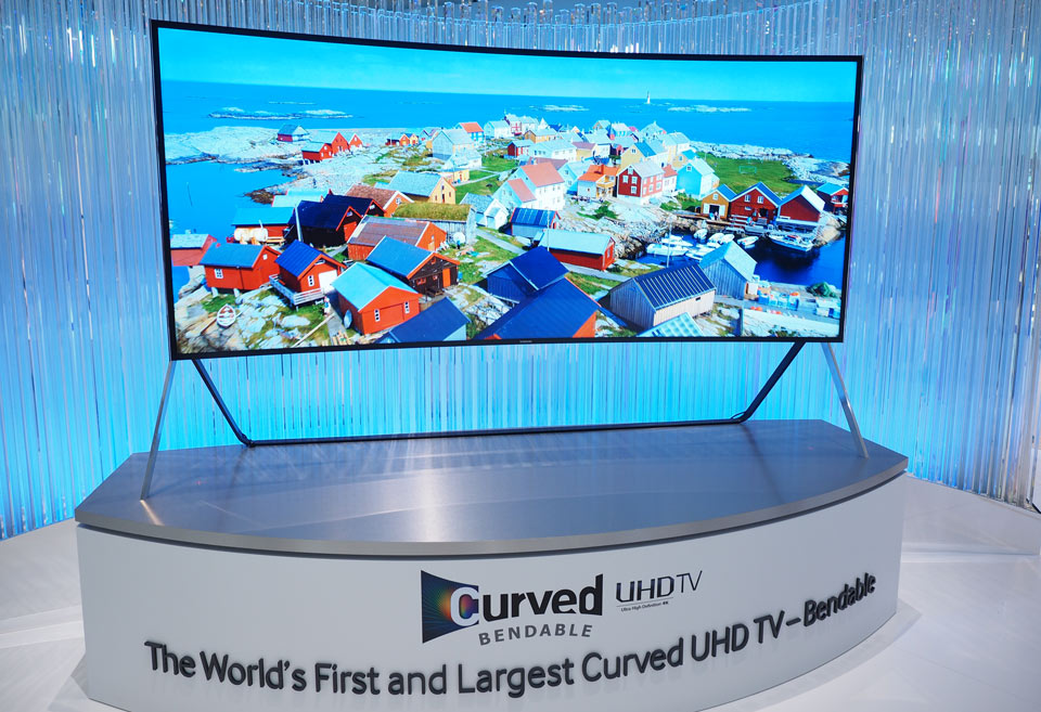 samsung curved tv 105. samsung curved tv 105 t