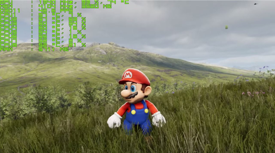 unreal game engine free