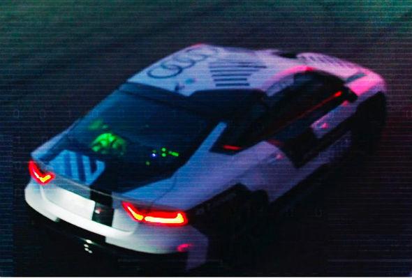 Autonomous Audi RS7 Sportback