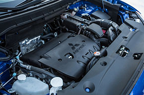 Mitsubishi Outlander Sport 2.4-liter