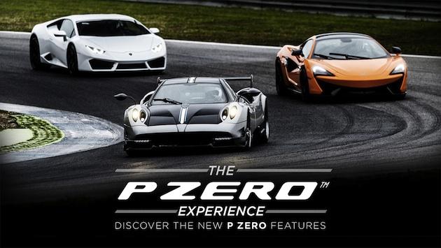 ピレリジャパン、「P Zero エクスペリエンス」キャンペーンを実施中 「トップギア」のテストトラックでスーパーカーを運転できる!