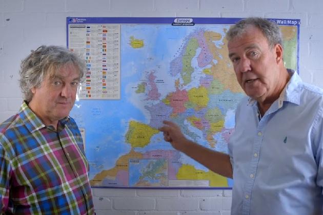 【ビデオ】ジェレミー・クラークソンとジェームズ・メイが、英国のEU離脱に反対する映像を公開