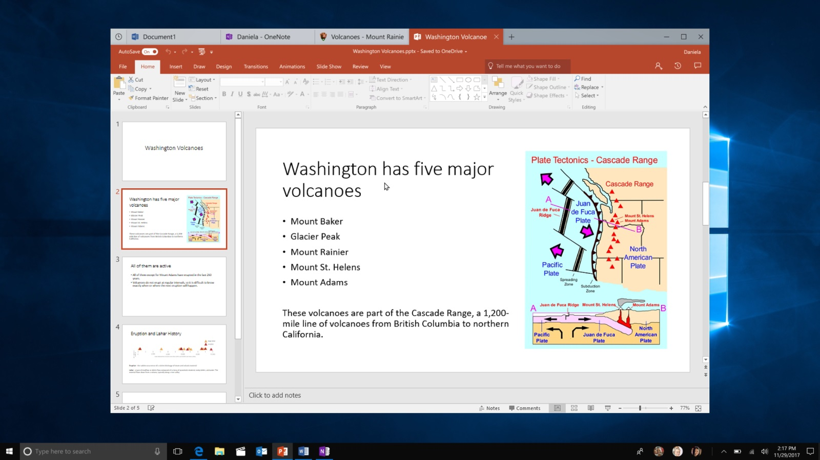 Microsofts Latest Windows 10 Experiment Running Apps In Tabs