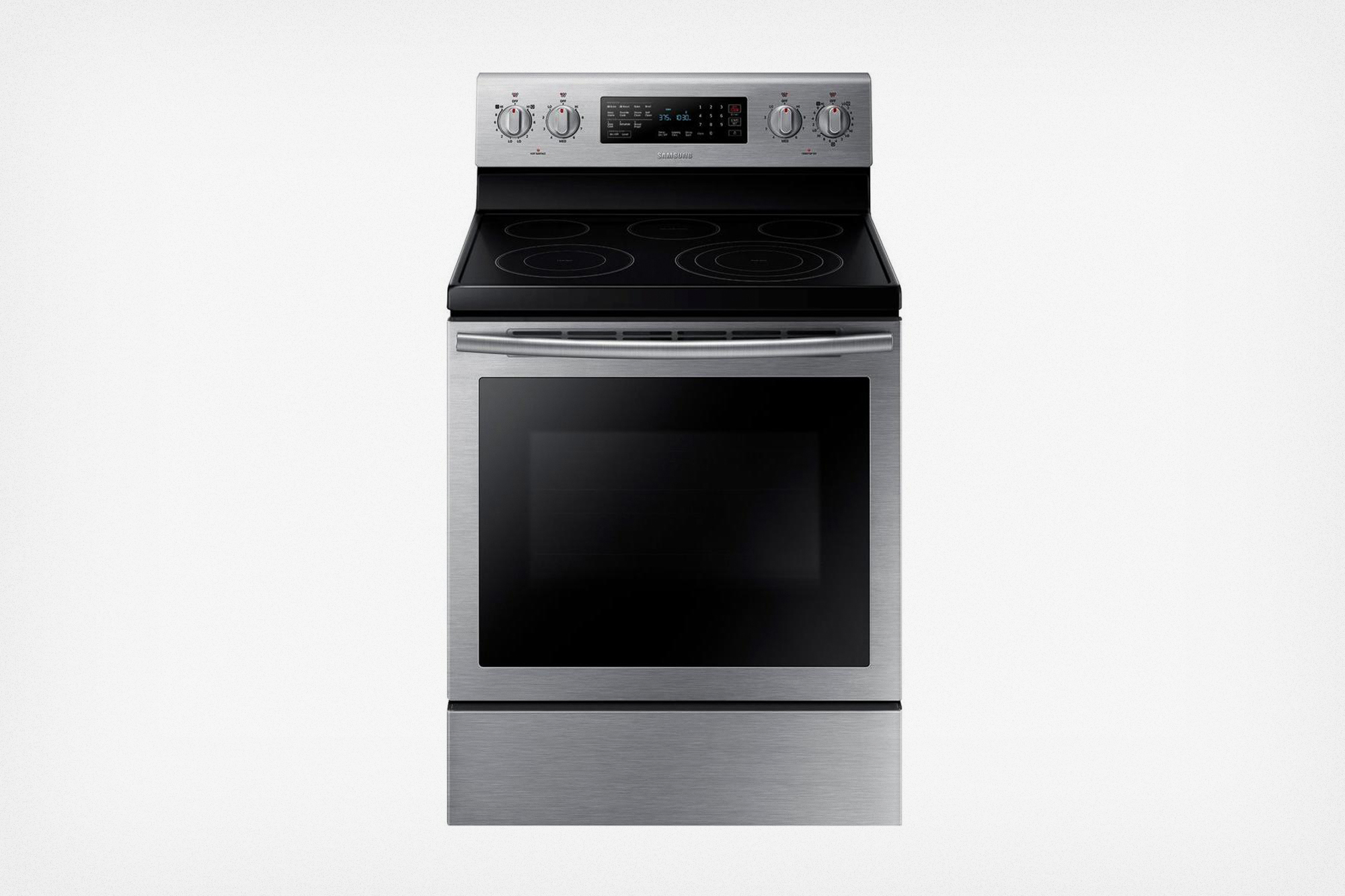 Our Pick For An Electric Range