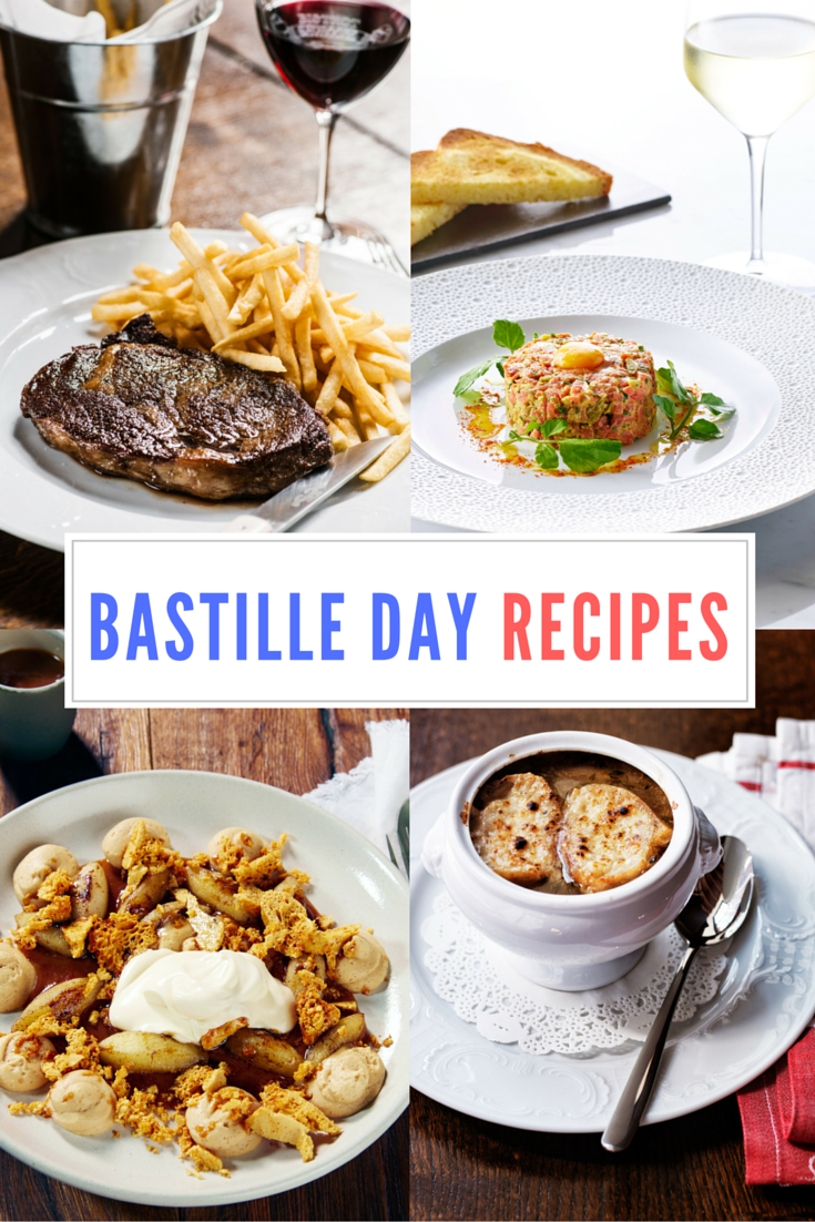 Have A Bastille Day Feast With These Classic French