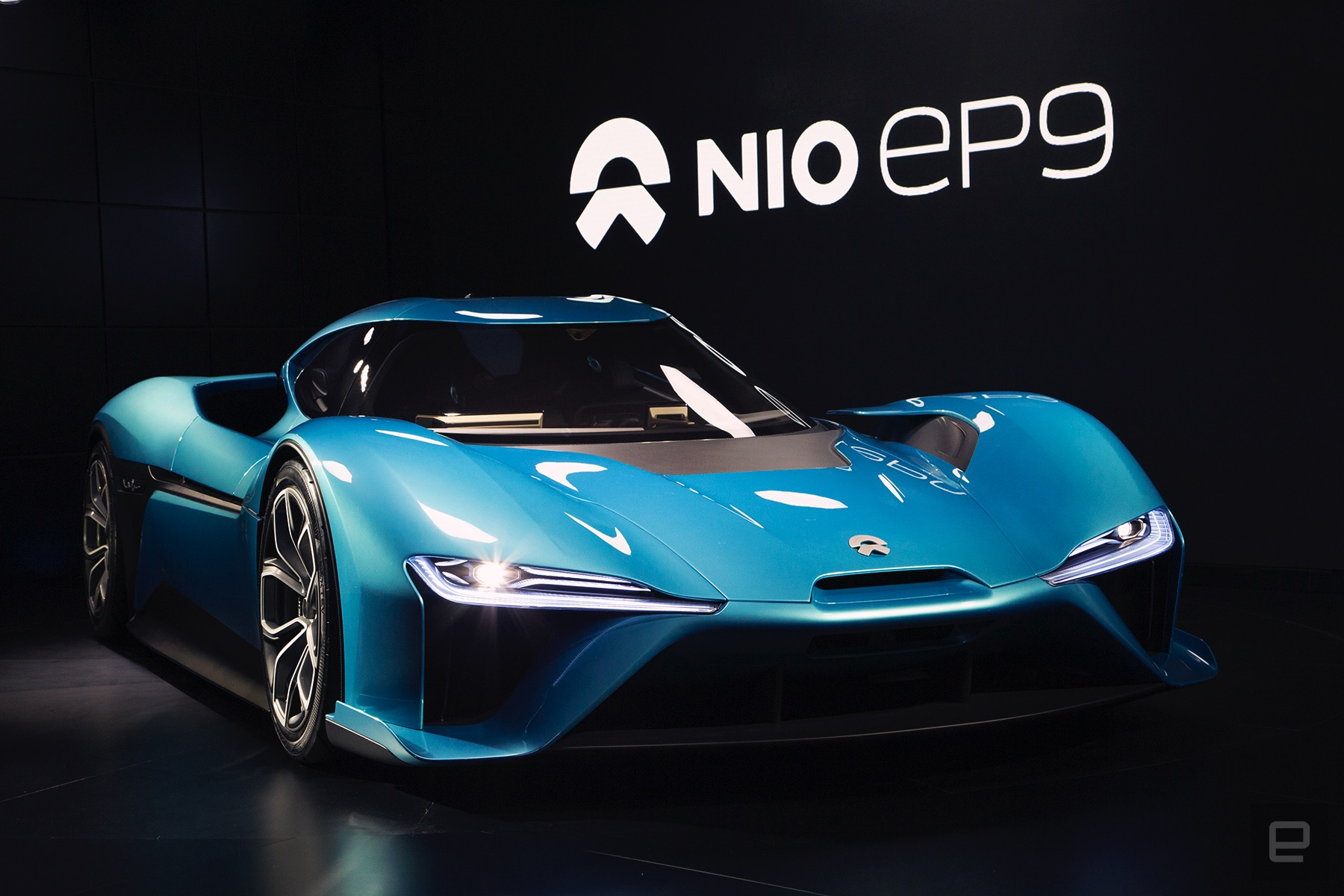 Ep Electric Car