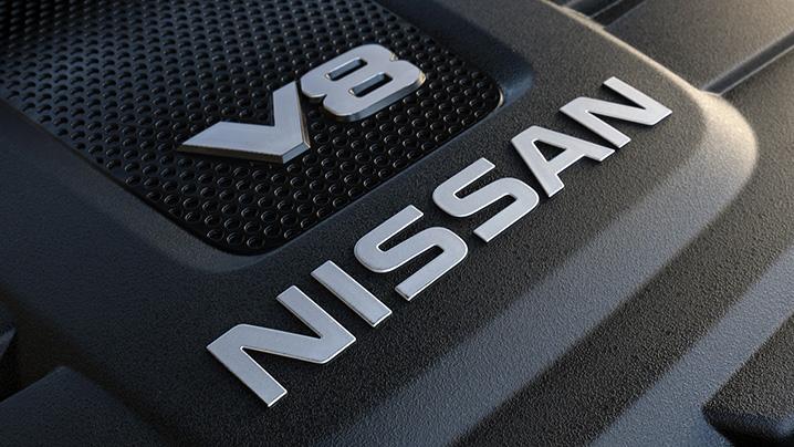 2017 Nissan Titan Half-Ton