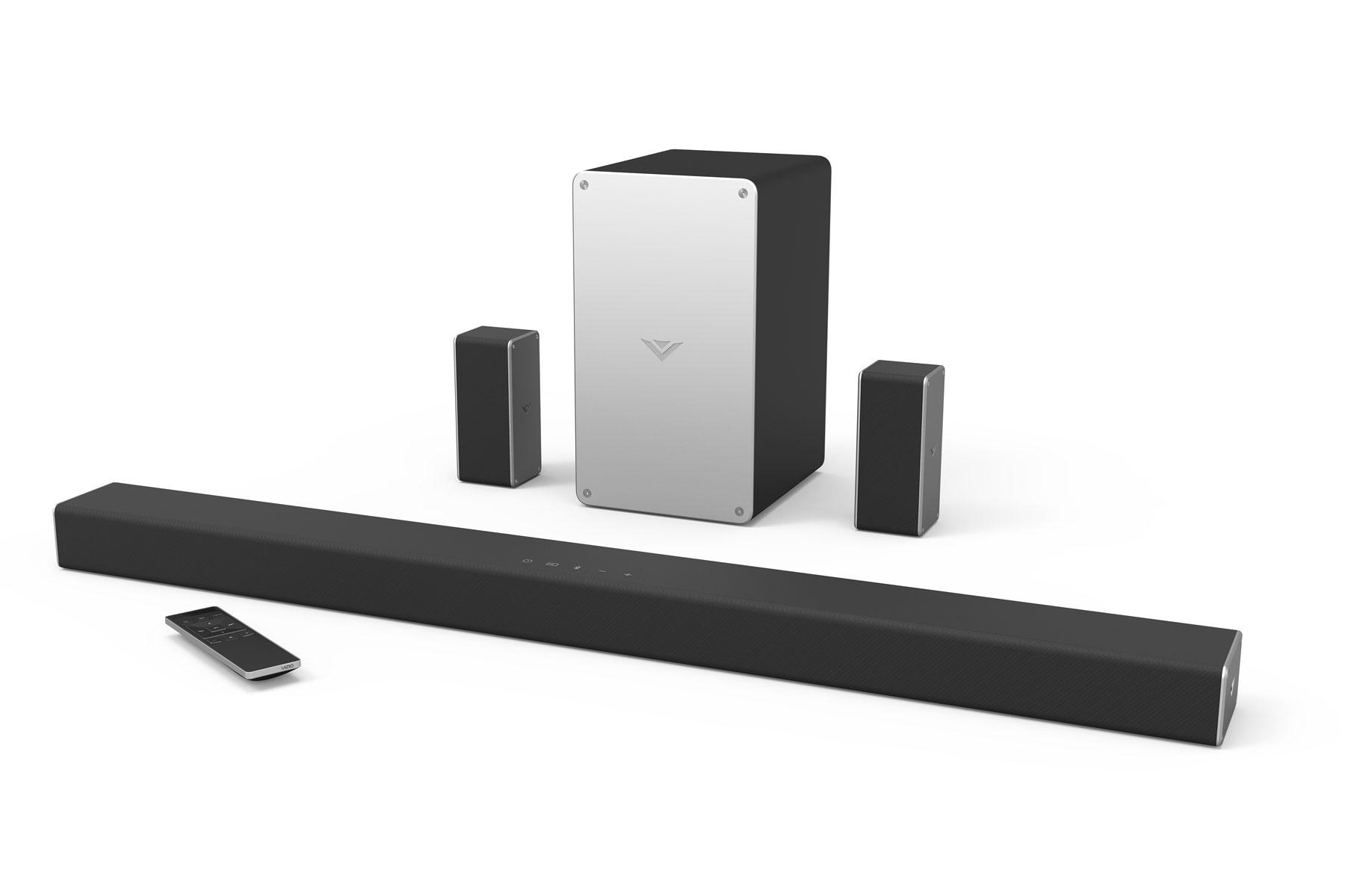 Vizios 250 Soundbar Hosts Google Assistant And Chromecast