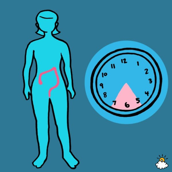 embeddedIMG_WhatYourBodyIsTryingToTellYouByWakingYouUpAtTheSameTimeEveryNight_850px_7-600x600 - Waking at the same time each night reveals details about your health - Health and Food