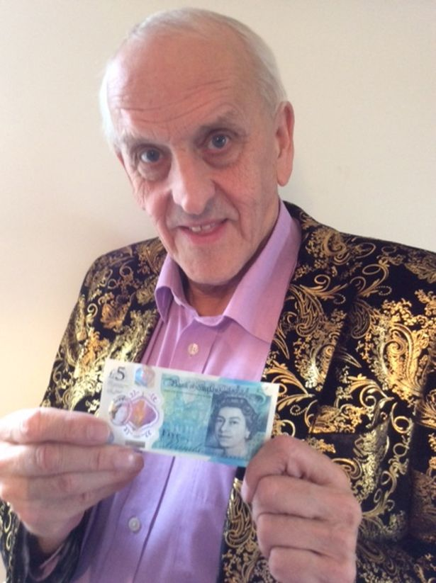 One rare Jane Austen £5 note left