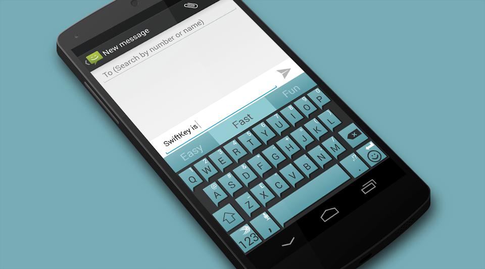 Android 版 SwiftKey 變成免費了(影片)