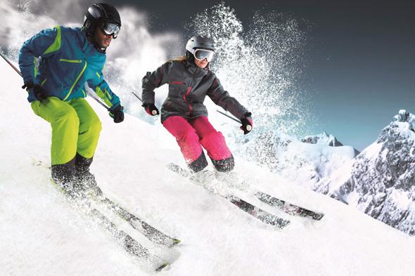 win aldi ski clothing