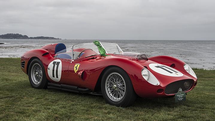 1959 Ferrari 250 TR59/60 Fantuzzi Spyder