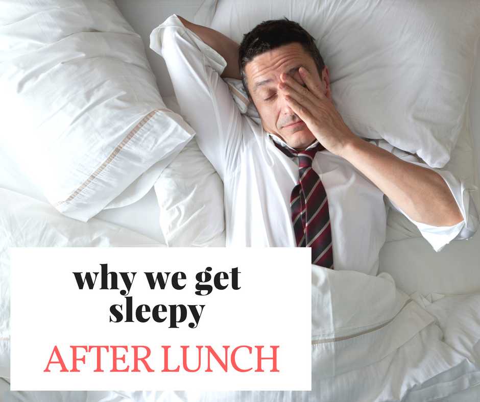 Sleepy After Lunch? We Found Out Exactly Why It