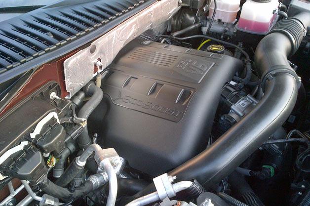 Ford Expedition 3.5L EcoBoost V6