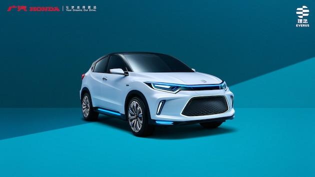ホンダ、初の量産電気自動車となるコンセプトカー「理念 EV」を公開! ただし中国市場専用