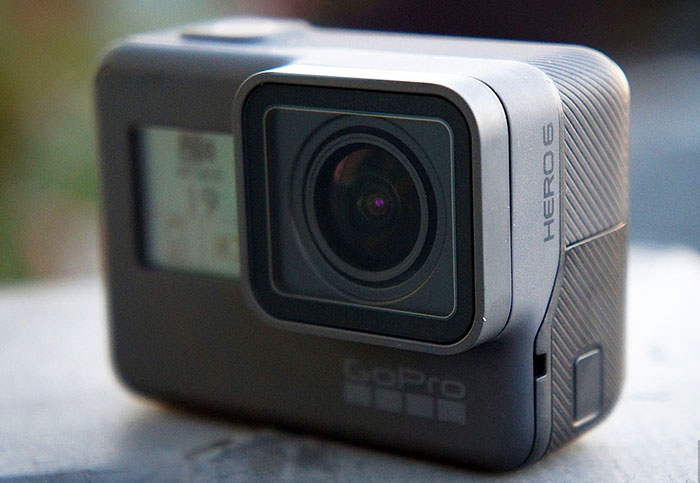 GoPro licenses camera tech to other companies amid sales struggles