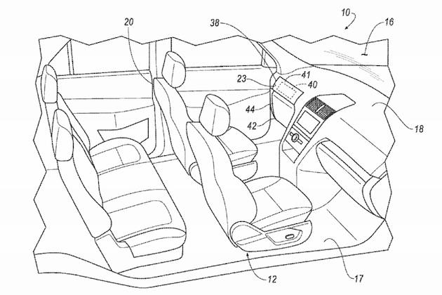 フォードが脱着式ステアリングとペダルの特許を取得 将来は必須装備ではなくオプションに