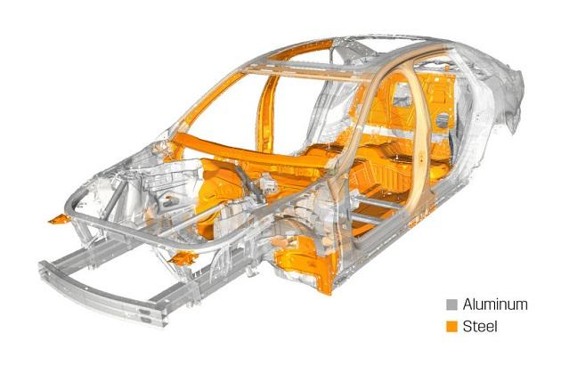 キャデラックの新型フラッグシップ「CT6」、最大限のアルミ仕様で90kgの軽量化を実現