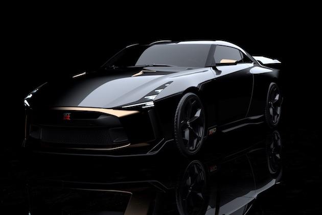 史上最も美しい「GT-R」!? 日産とイタルデザインが共同開発した「Nissan GT-R50 by Italdesign」を公開!