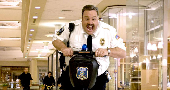 Kevin James Does Vegas in 'Paul Blart 2' Trailer (VIDEO) | Moviefone