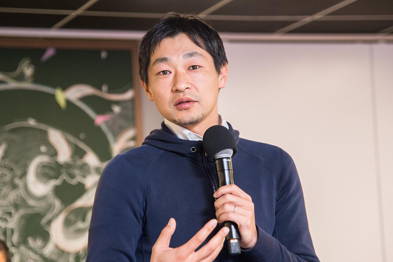 株式会社TBWA HAKUHODO QUANTUMの岸野泰幸さん