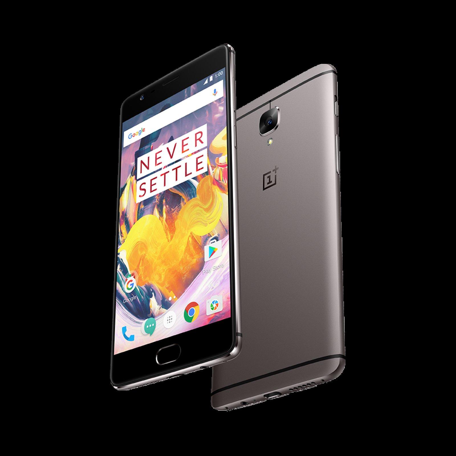 换上新配色、硬件小升级的一加手机 3T 来了