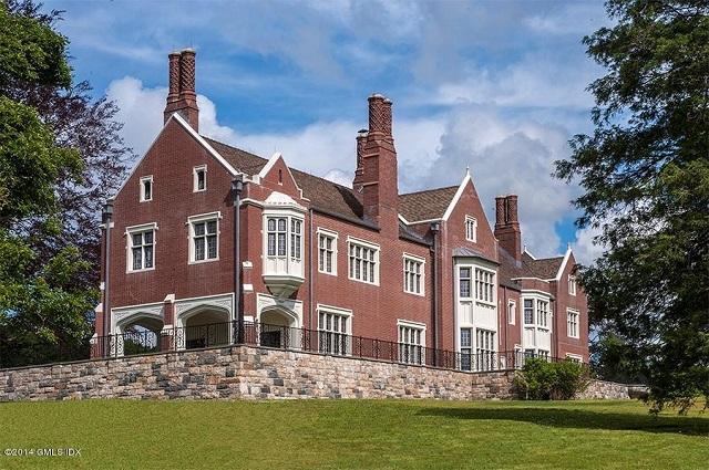 Helmsley mansion greenwich conn exterior
