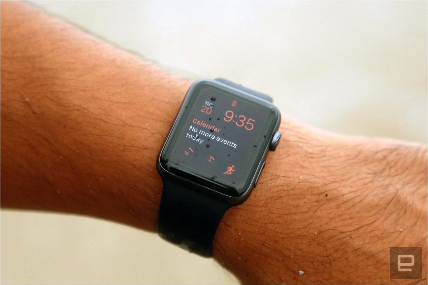 Apple Watch 上一季度在穿戴裝置中銷量奪冠