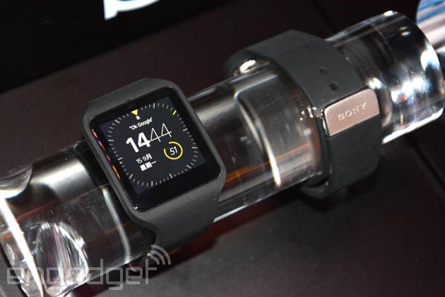 Sony SmartWatch 3、SmartBand Talk 香港售價公佈,即月開賣