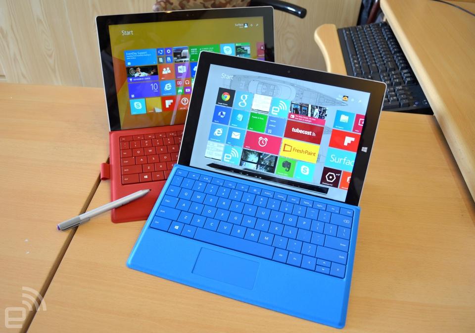 微软 Surface 3 评测