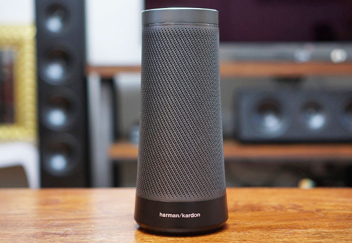 Harmon Kardon invoke Cortana speaker review