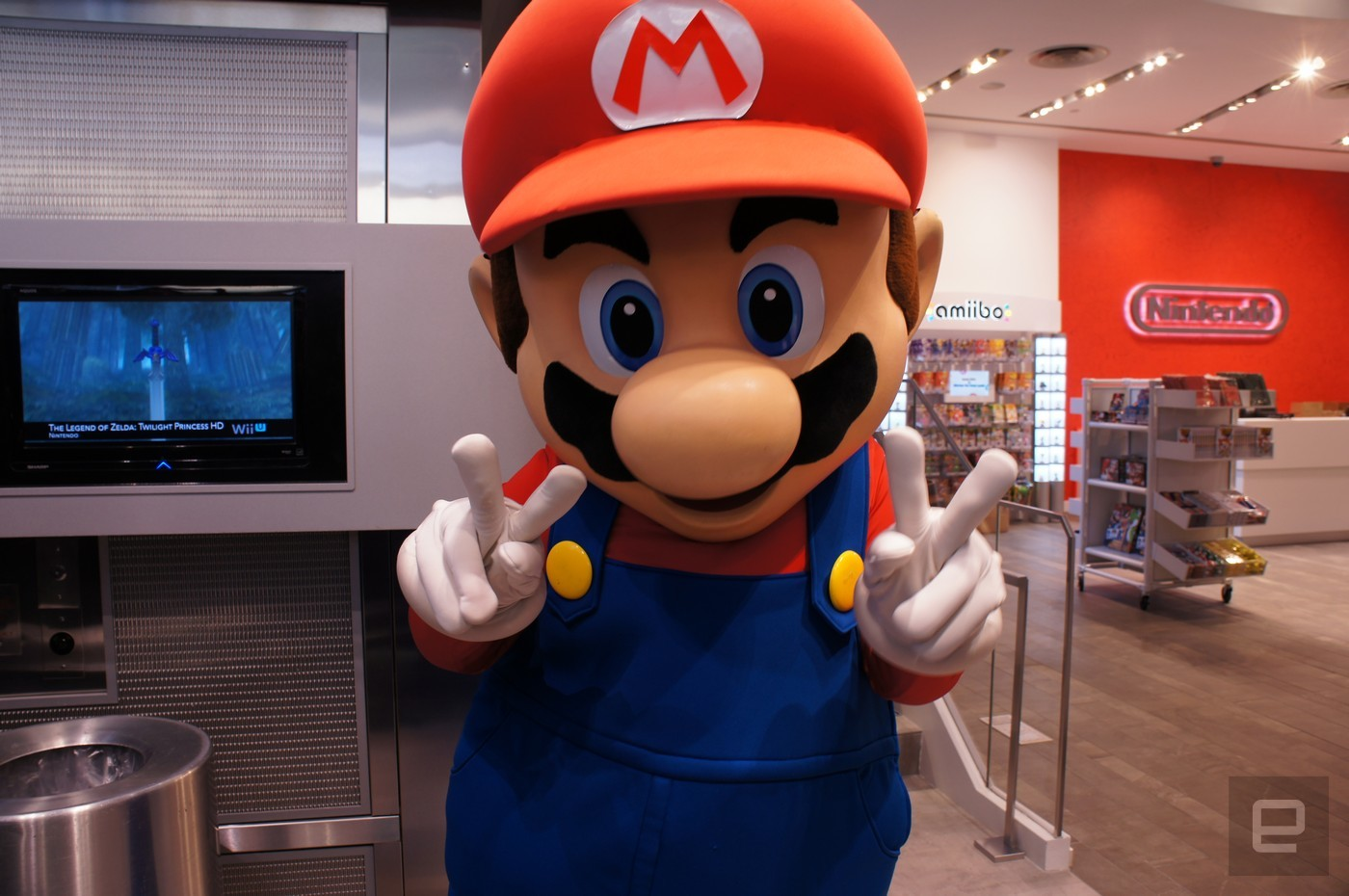 You can try to pre-order the Nintendo Switch in NYC on Friday