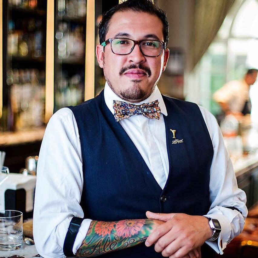 King Cole Bar presentará palomazos con los mejores bartenders del