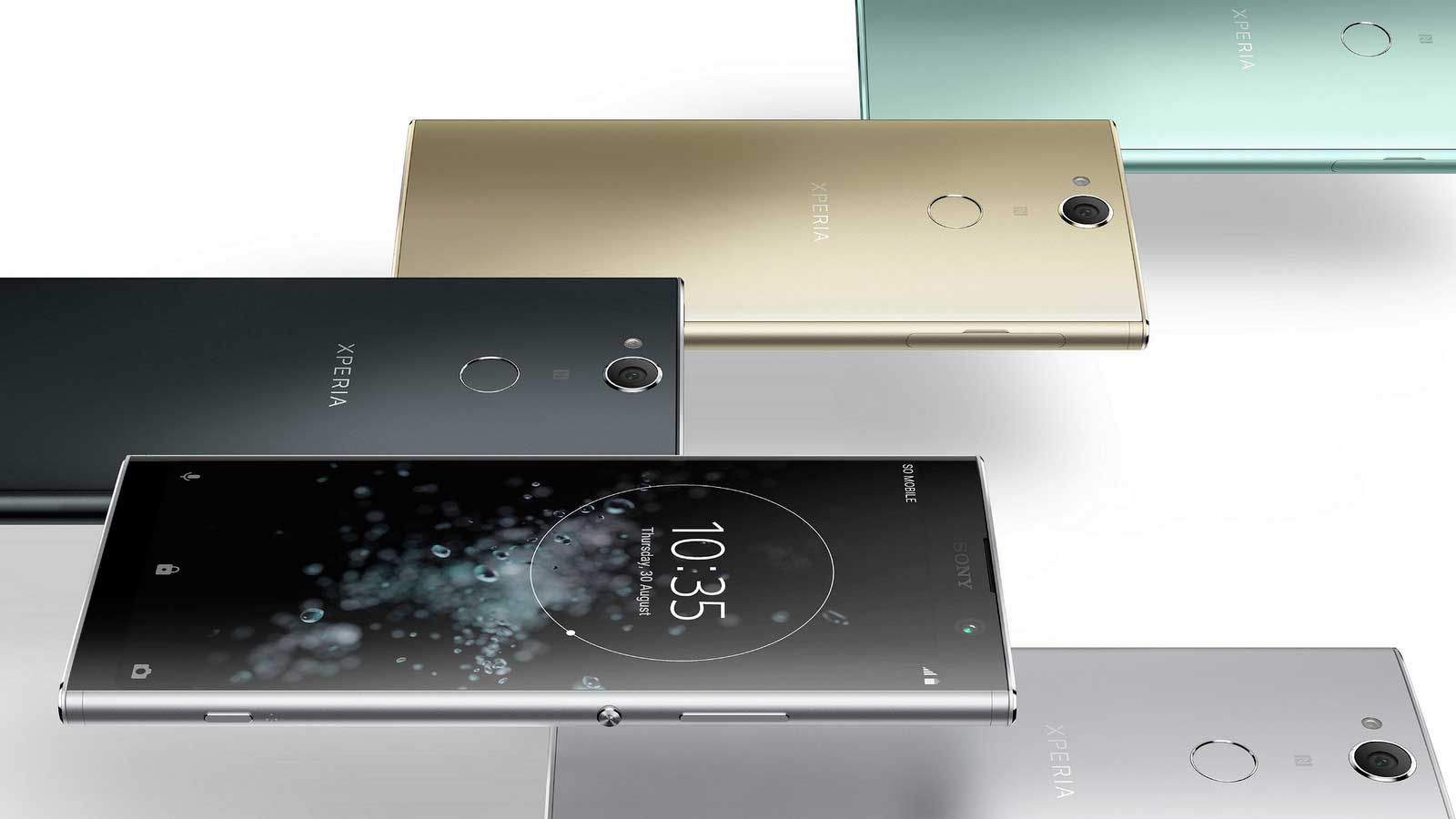 Sony Xperia XA2 Plus brings high-res audio to the mid-range