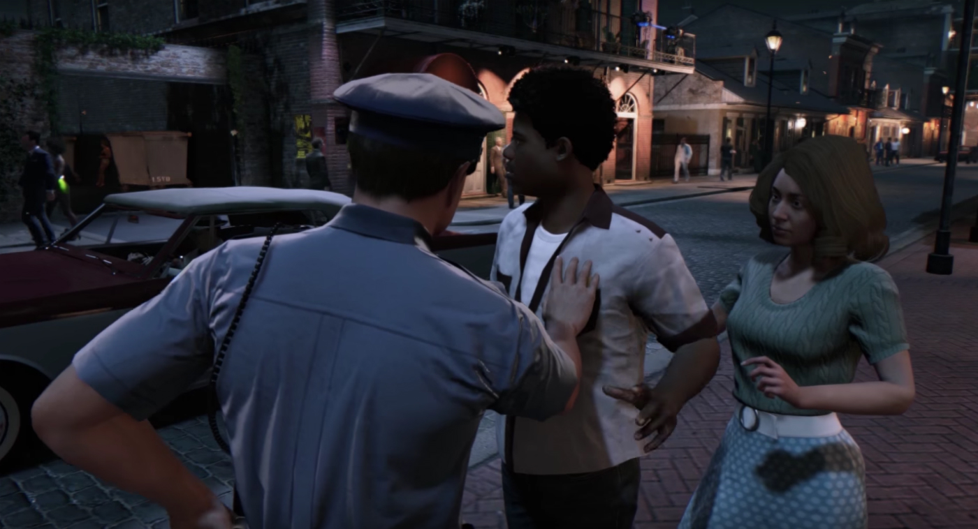 The Historical Research Behind The Biracial Antihero In Mafia Iii