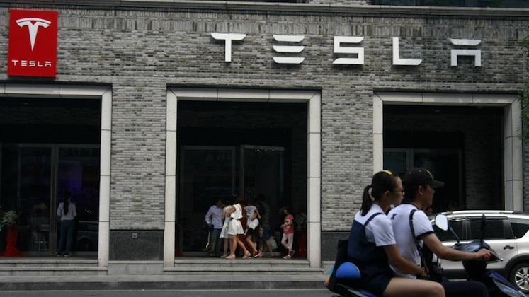テスラ、中国向け新型「モデル3」を現地で生産へ