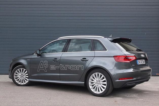 Audi A ETron First Drive Wvideo Autoblog - Audi a3 etron