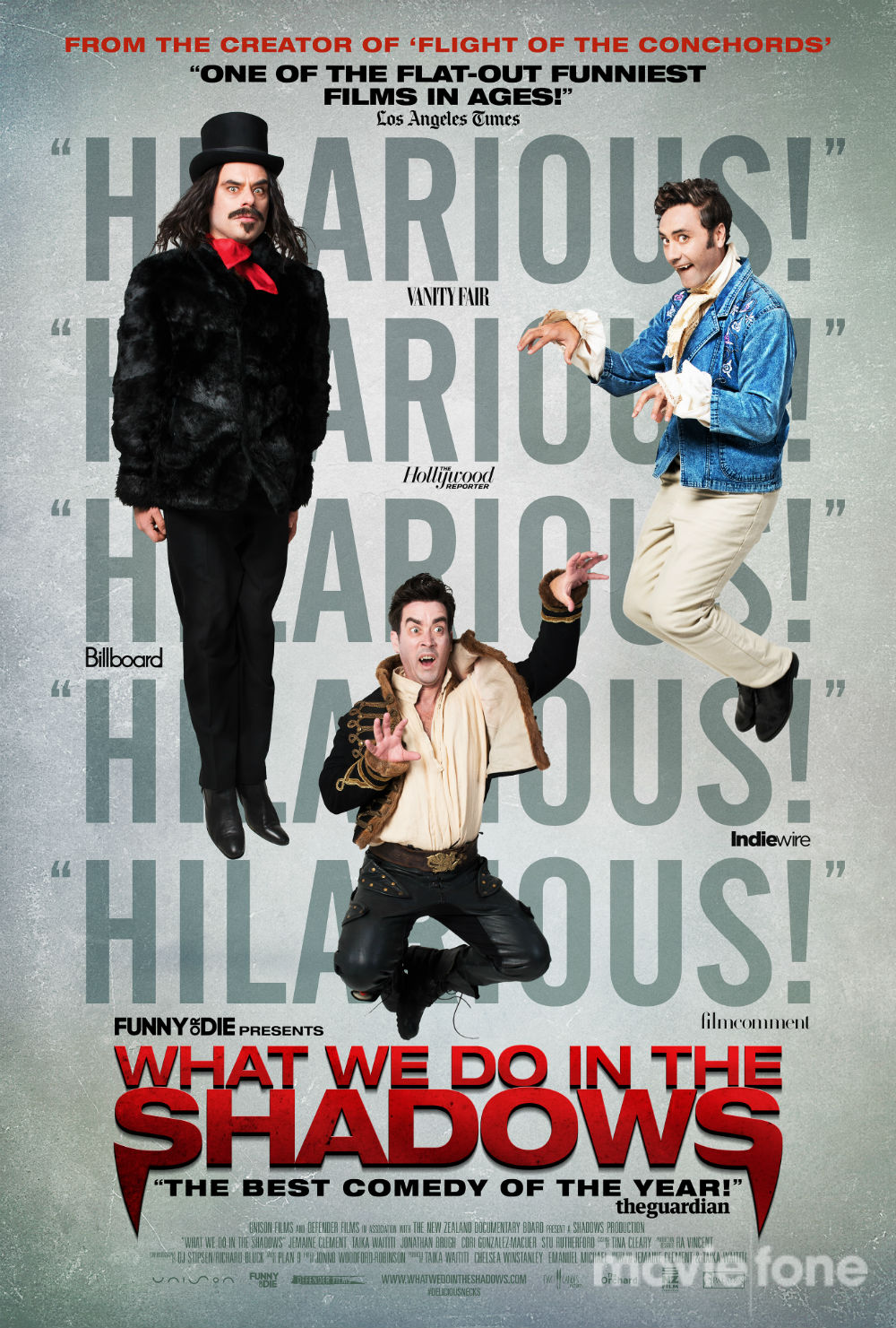 what we do in the shadows poster 2015