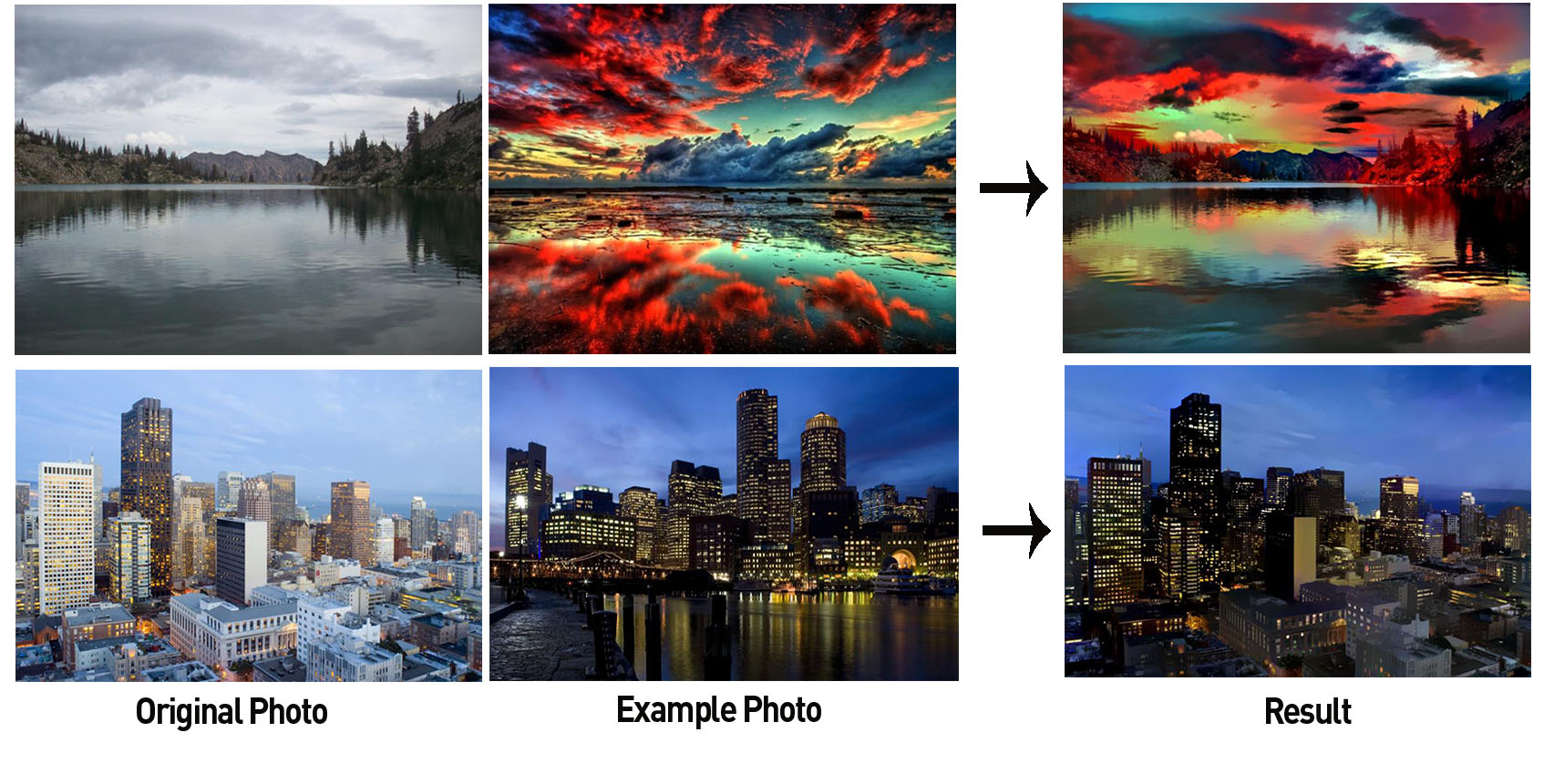 adobe s experimental app copies one photo s style to another