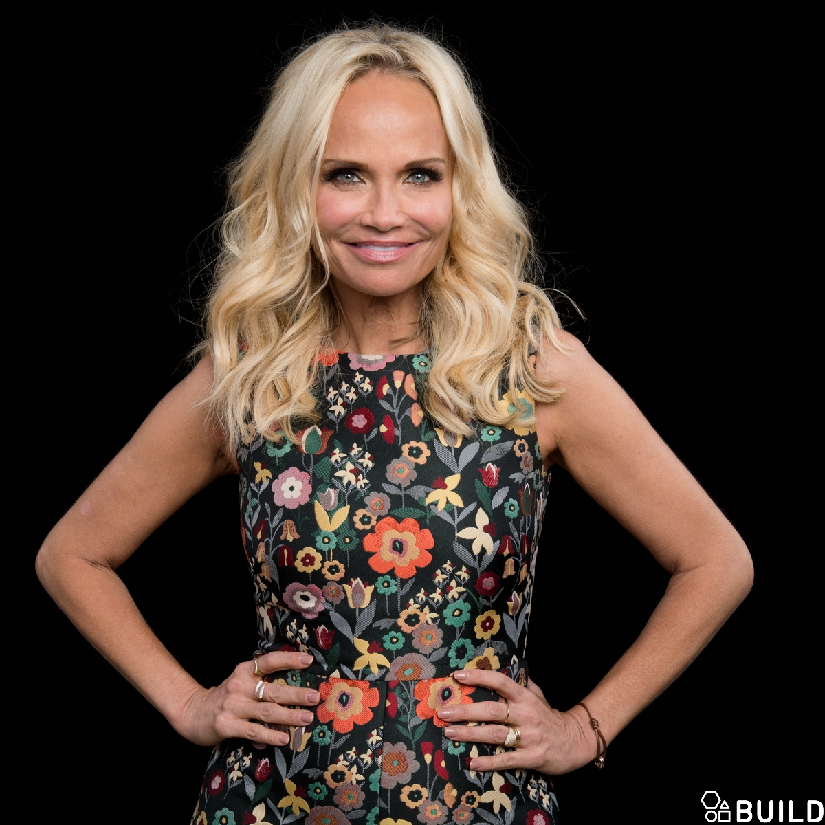 Kristin Chenoweth visits AOL Hq for Build on September 26, 2016 in New York. Photos by Noam Galai