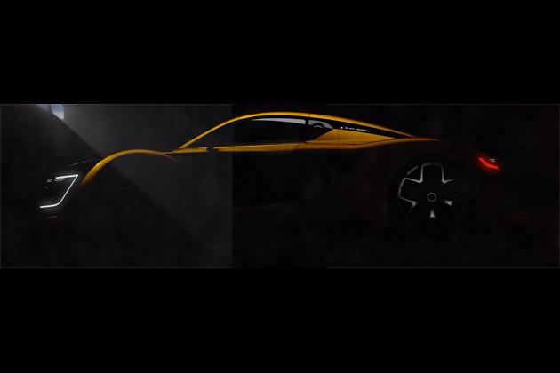 【ビデオ】ルノー・スポールが新型マシン「R.S. 01」のティーザー映像を公開!